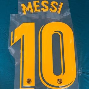 Other - Messi home jersey  Sticker